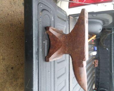 Wanted: anvil blacksmithing
