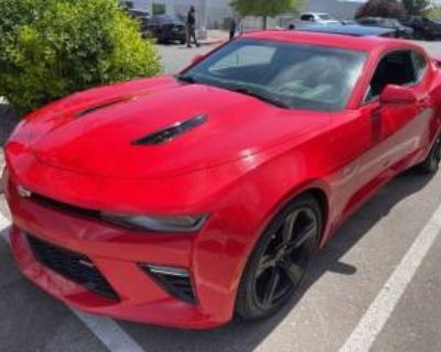 2017 Chevrolet Camaro SS with 2SS Coupe