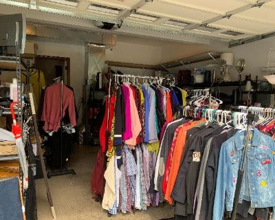 50-75% Off Moving Sale