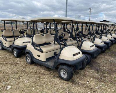 2016 Club Car Precedent Gas Powered Golf Carts Rogers, MN