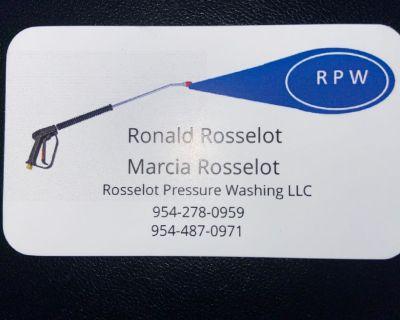 Rosselot Pressure Washing