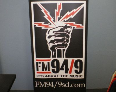 JD's Astonishing Flying Promo and Roll-up Banners