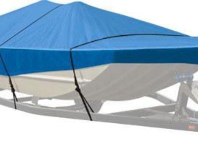 18'-20' Waterproof Modified V Hull Boat Cover-fishing-duck-jon Boat-premcvr-xl