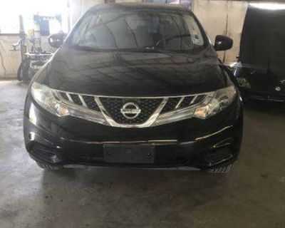 2014 Nissan Murano for sale
