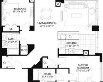 7 Emerson Pl #302, Boston, MA 02114 2 Bedroom Apartment