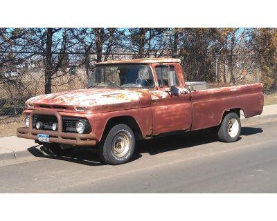 1963 Chevrolet C/K 10