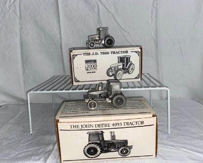 John Deere Green: The John Deere Collector, RC Car Hobbyist, and Off-Road Worriers Dream Auction!