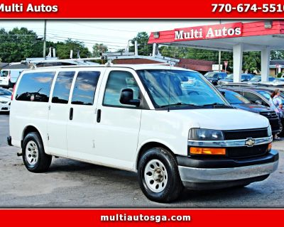 Used 2014 Chevrolet Express LT 1500