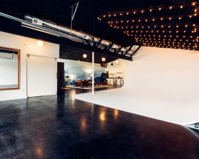 Commercial Photo Studio with All the Amenities, Chattanooga, TN