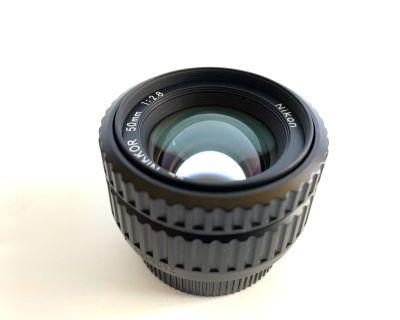 FS: El Nikkor and Besseler Enlarging Lenses