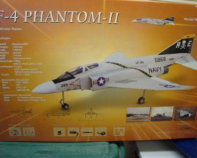 FlyFly F-4 Phantom EDF kit - Winnipeg pickup only