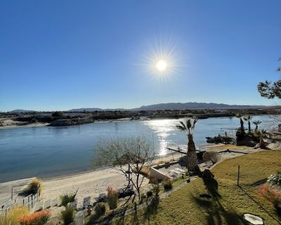 Riverfront Home with Beach & Launch Ramp - Mohave Valley