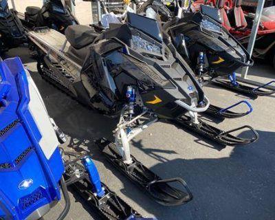 2021 Polaris 850 RMK KHAOS 155 3 in. Factory Choice Snowmobile Mountain Elk Grove, CA