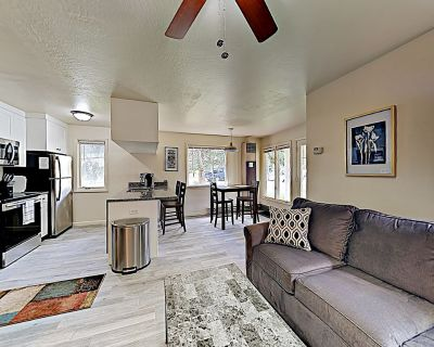 Remodeled End-Unit Ski Retreat - Walk to Park City Resort Base, Free Shuttle - Park City