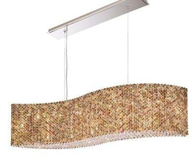 Buy Schonbek RE4821 Refrax 21 Lights 48 inch Pendant | Chandelier | Graysonluxury.com