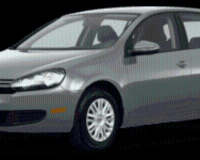 2010 Volkswagen Golf 2-door Auto (PZEV)