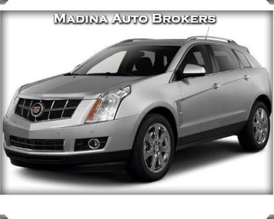 2010 Cadillac SRX FWD 4dr Performance Collection