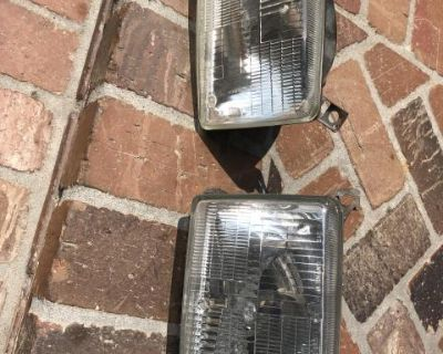 Vanagon low beam headlight set