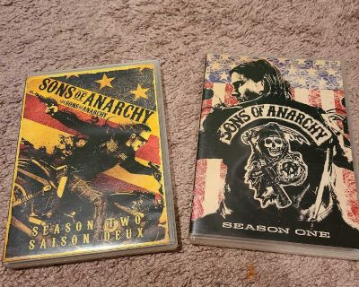 Sons of Anarchy S01 and S02