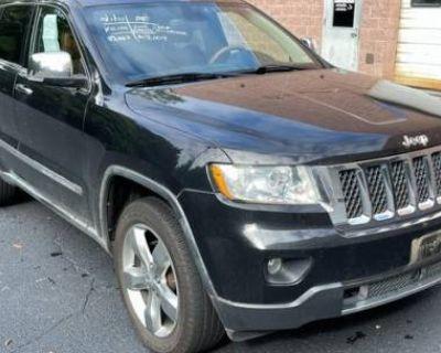 2011 Jeep Grand Cherokee Overland