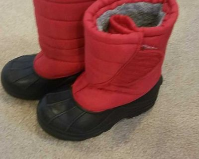 Winter Boots - Size 10