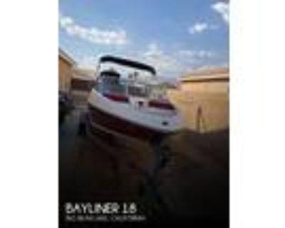 18 foot Bayliner 18