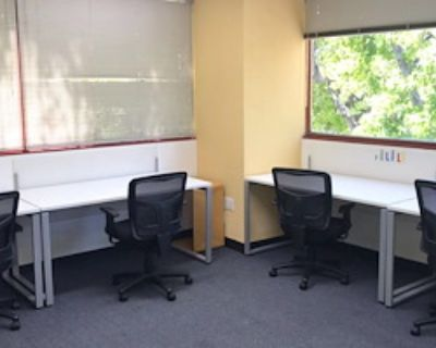 Private Office for 4 at Hanhai Investment Inc
