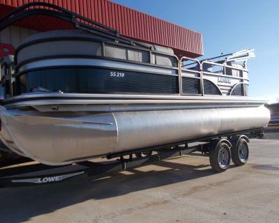 2021 Lowe SS210 Walk Thru Pontoon Boats West Plains, MO