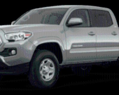 2019 Toyota Tacoma SR Double Cab 5' Bed V6 4WD Manual