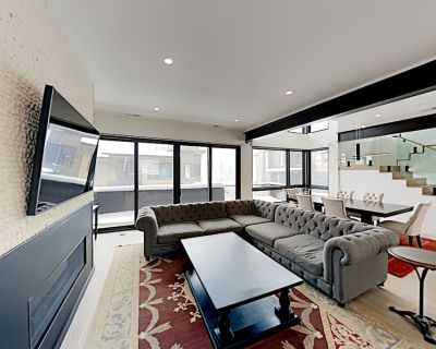 New Ski-In Townhome at The Ridge   Private Hot Tub   Walkable Canyons Village - Park City