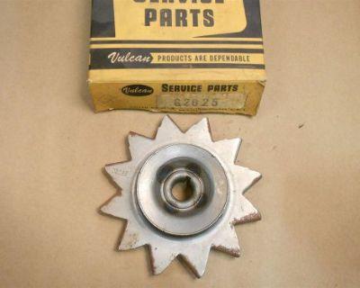 Gp2025 Generator Fan Pulley 2.75 Pulley 43/64 Shaft 3/8 Belt