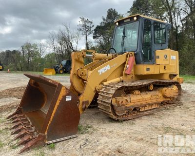 2005 (unverified) John Deere 755C Crawler Loader