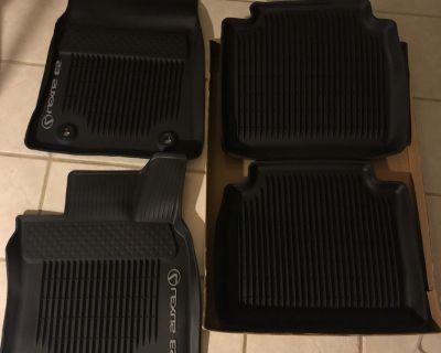 16 17 18 Lexus ES all weather season floor mat liner Brand new from box PT908-3319B-0