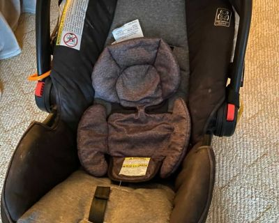 Graco Click & Connect Stroller, Car seat and Bases