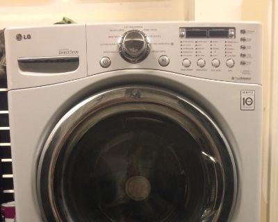 Washer/Dryer - All in One
