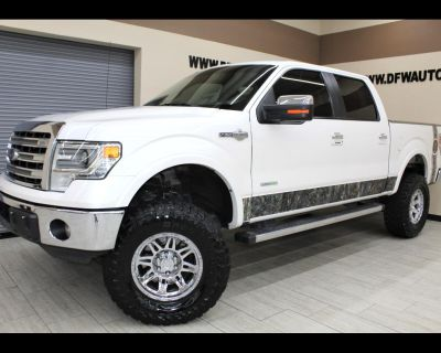 Used 2013 Ford F-150 King Ranch SuperCrew 6.5-ft. Bed 2WD