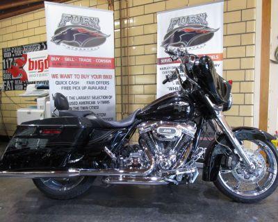 2012 Harley-Davidson CVO Street Glide Cruiser South Saint Paul, MN