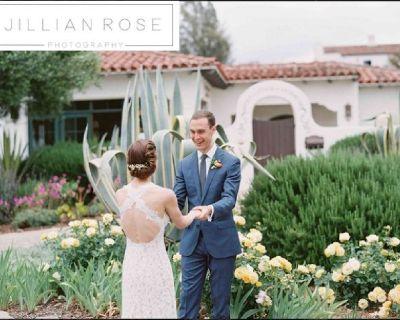 Wedding Photographer in Malibu - Jillian Rose Photography