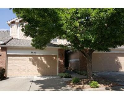 3 Bdrm Townhome in Olde Town Arvada