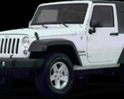 2017 Jeep Wrangler Sport