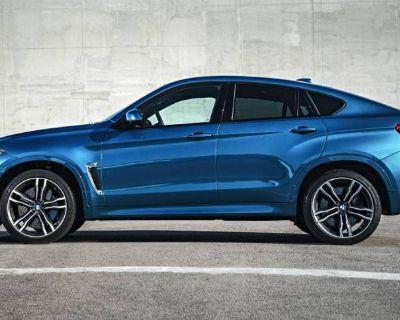 2019 BMW X6 M Standard