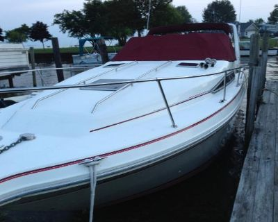 1993 Sea Ray 300 Sundancer