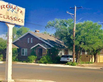 Hubbell Duplex A&B on Historic Route 66 - Amarillo