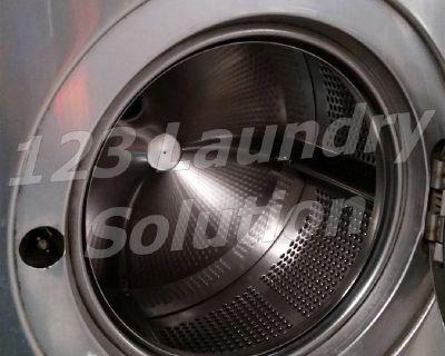 Speed Queen Front Load Washer Horizon Double Load 120V SWFT73WN White Used