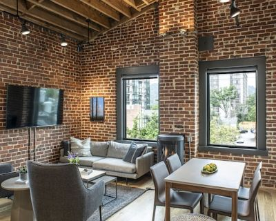 Elevation Lofts offers an unforgettable boutique luxury experience! - Downtown Asheville