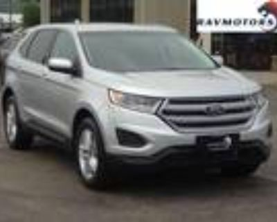 2018 Ford Edge Silver, 15K miles