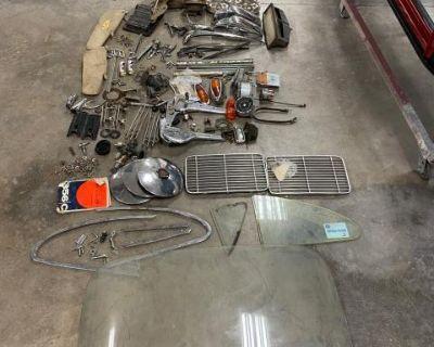 64-65 356 C/SC Parts Lot