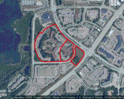 Flying Cloud Commons 7.7 Acres for Sale/Ground Lease/B-T-S