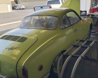 Super Solid 68 Karmann Ghia !