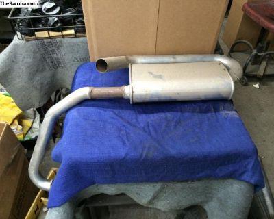 Ceramic Coated Exhaust